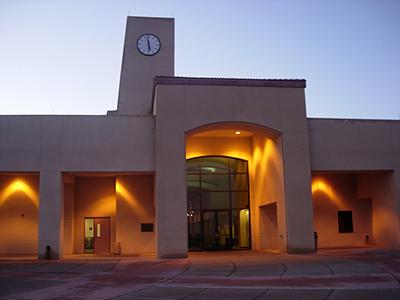 M Building at Signal Peak Campus