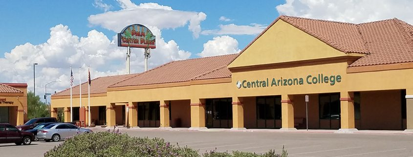 CAC Corporate Center