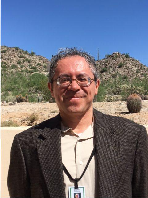 Professor Gabriel Fernandez